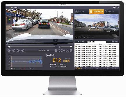 vehicle camera tracking