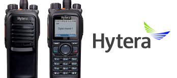 hytera digital handheld radio