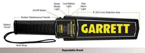 Garret Super Scanner V