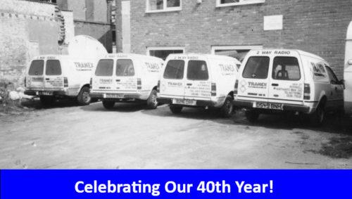 Tranex 40th Anniversary